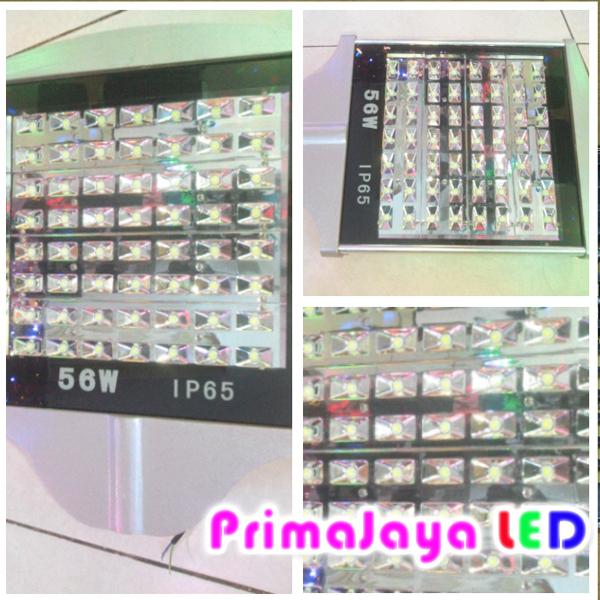 LED PJU 54 w