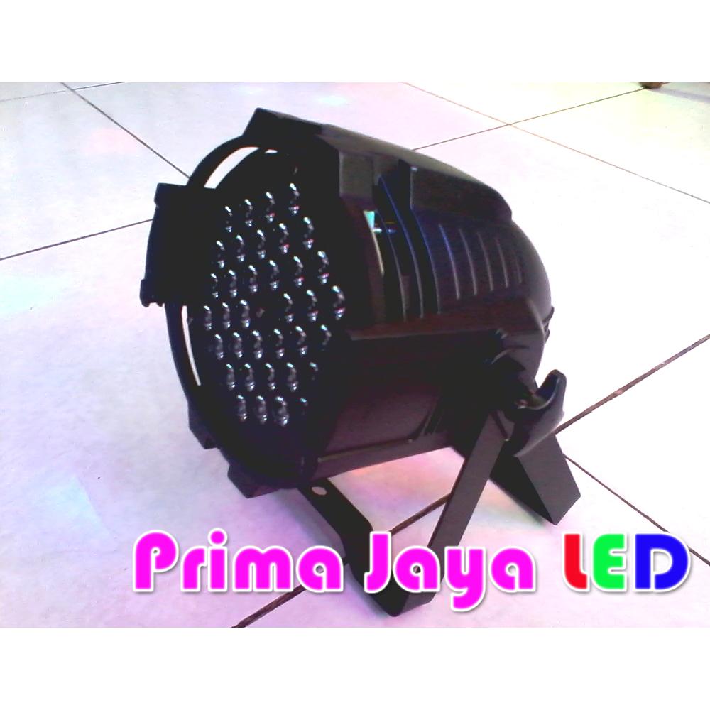 Lampu Panggung Par LED 36 x 3 Watt RGB