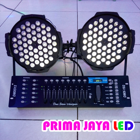 Par 54 LED Set Mixer