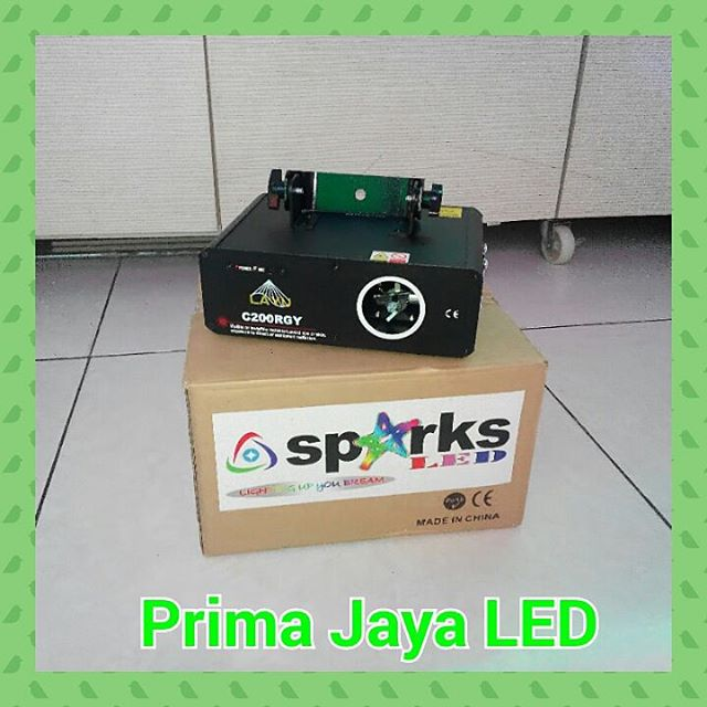 Laser Spark C200 RGY