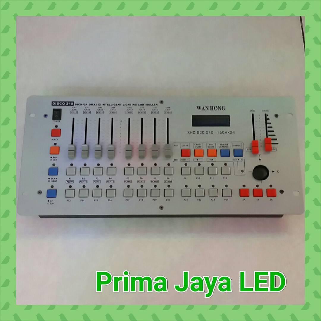 Mixer Disco 240 DMX 512