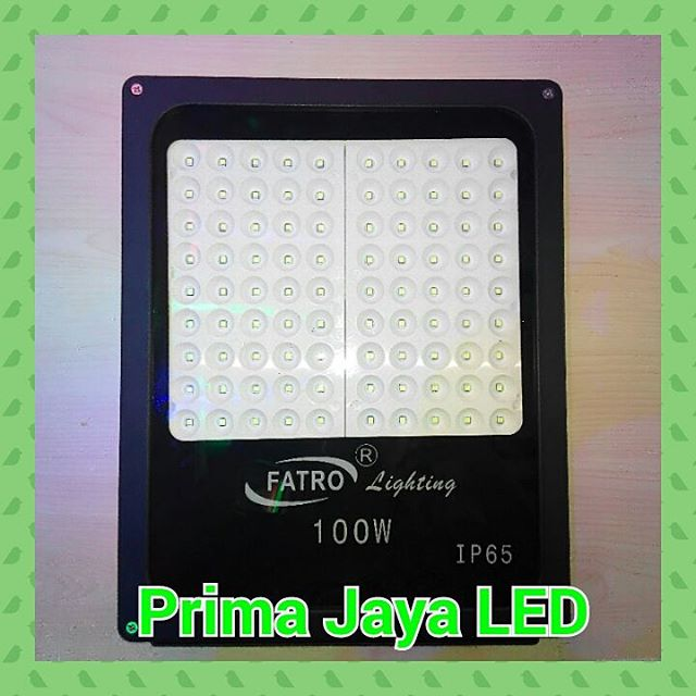 Fatro Lampu Sorot SMD 100 Watt