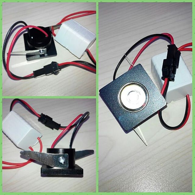 LED Downlight Kotak 1 Watt Interior