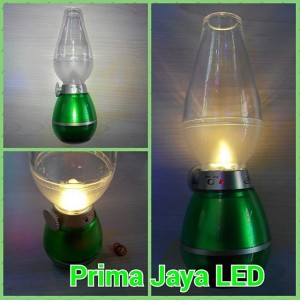 Lampu Minyak LED emergency