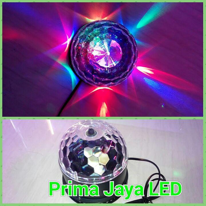 LED Disco Ball Matahari