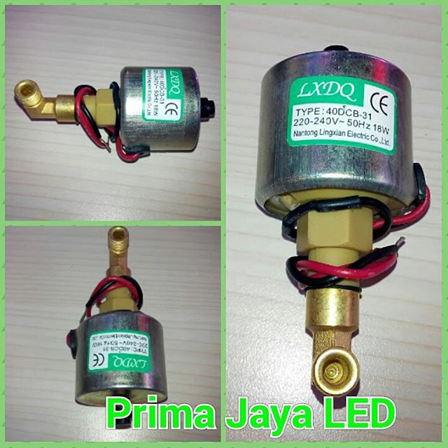 Part Pompa Smoke Fogger 1500
