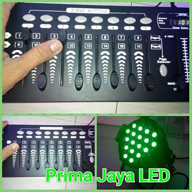 Tutorial DMX Mixer 192 6