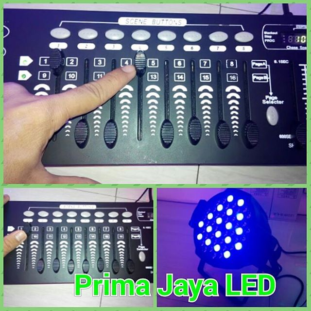 Tutorial DMX Mixer 192 2