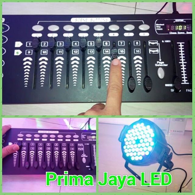 Tutorial DMX Mixer 192 9