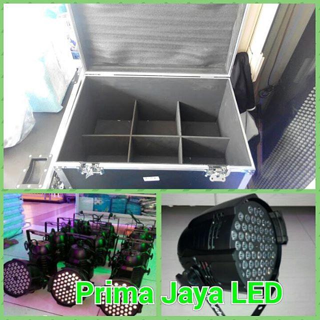 Paket Rental Par LED 54