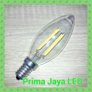 Candle LED Fillament 4 Watt
