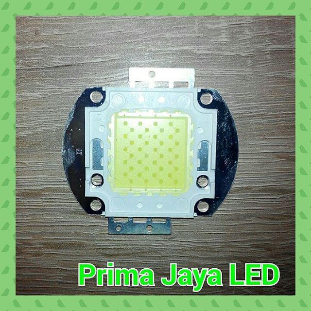 Chip Mata LED 50 Watt Putih