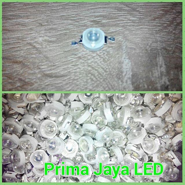 LED Mata Chip Biru 1 Watt
