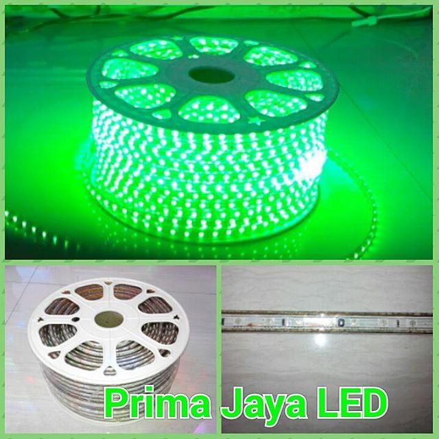 Flexible LED Selang 5050 Hijau