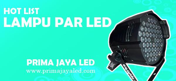 Hot List Lampu Par LED