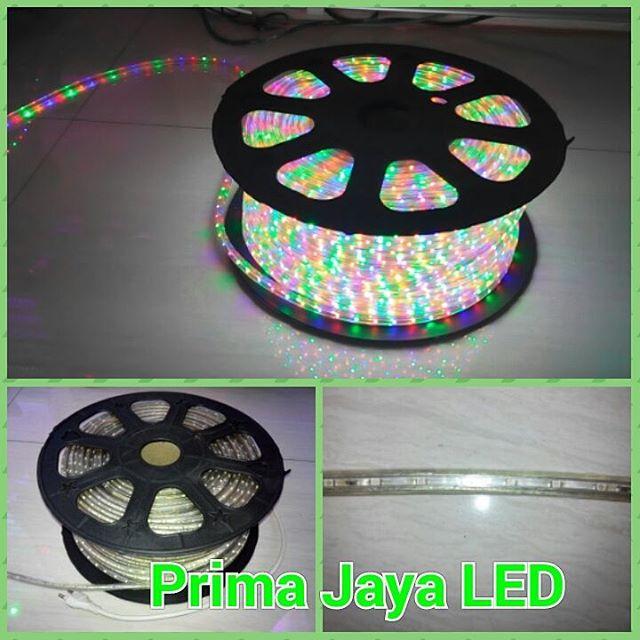 LED Lampu Selang RGBY 3528