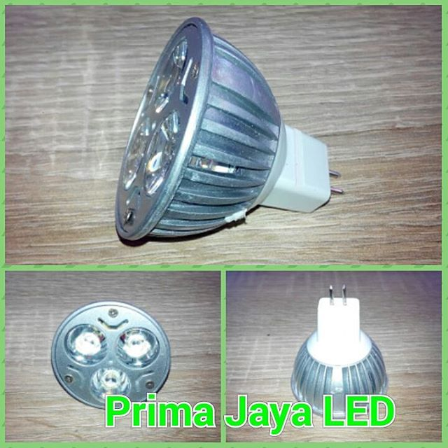 Lampu LED MR16 Murah 3 Watt