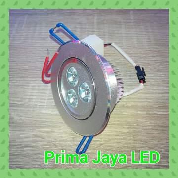 Downlight Spolight LED 3 Watt