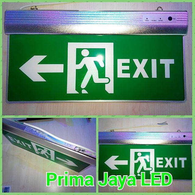 Emergency LED Exit
