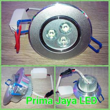 Lampu LED Plafon Spotlight 3 Watt