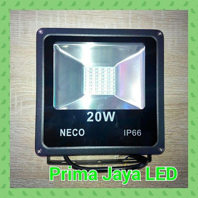 Lampu LED Spotlight Outdoor 20 Watt