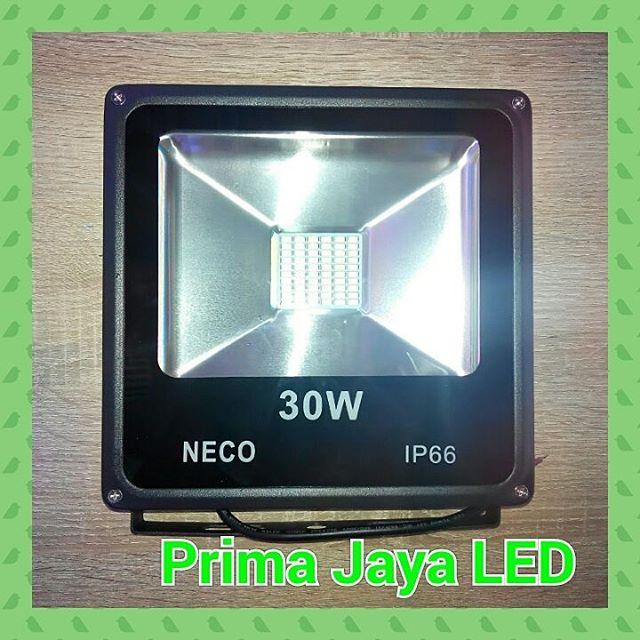 Spotlight LED Lampu Tembak 30 Watt