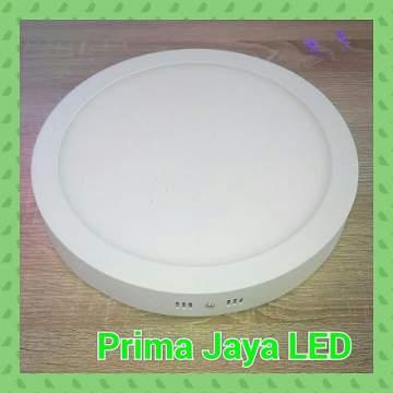 LED Downlight Outbo Bulat 24 Watt
