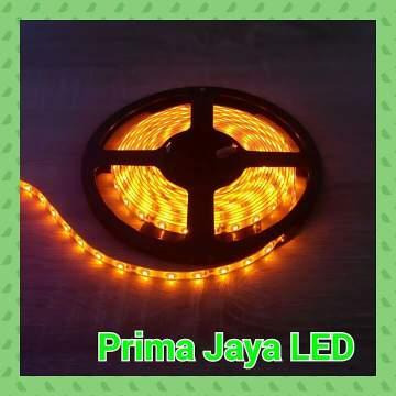 LED Strip 3528 DC 12 Volt Kuning