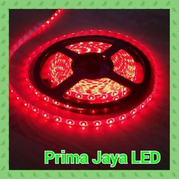 LED Strip Mata Kecil IP44 Merah