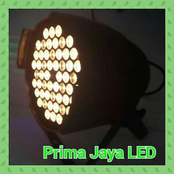 Lampu Par LED 54 Warm White