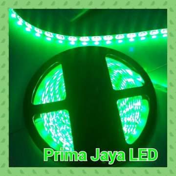 Lampu Strip Hijau LED 3528