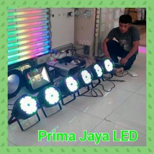 Paket Lighting Par LED Medium Stage