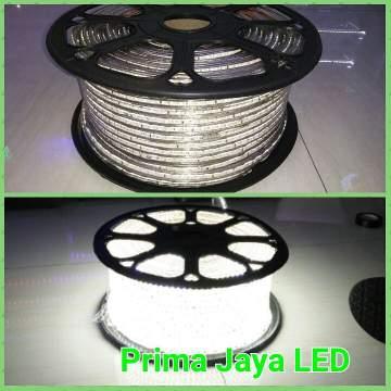 Lampu Selang LED PUtih 120 Lampu