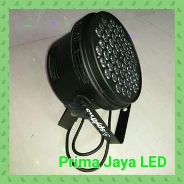 Model Terbaru Par LED 54 x 3 Watt RGBW