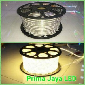 Selang LED Outdoor Warm White 100 Meter