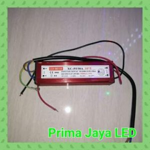 Driver Lampu LED PJU Cobra 50 Watt