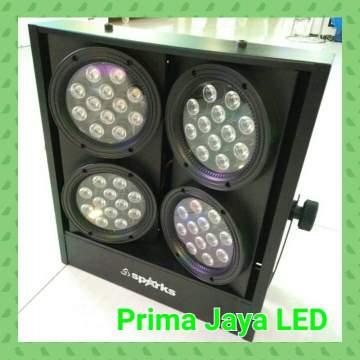 Lampu Lighting Mini Brute LED 4 Head