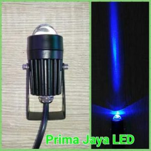 lampu Interior LED Garis Lurus Biru 2 Watt