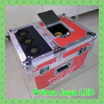 Mesin Hazer Spark 600 Watt