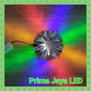 Led Circle Rainbow B 014150 RGBY