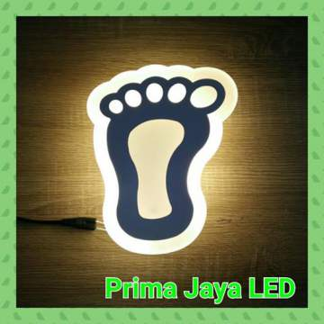 Led Wall happy foot 8011