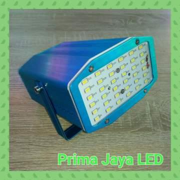 Strobe LED White 36 SMD
