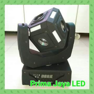 Mini Moving Kubik 60 Watt