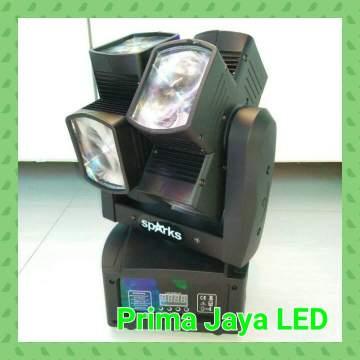 Moving Head Phantom LED 8 x 15W