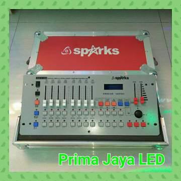 DMX 512 Mixer 240 Disco Hardcase