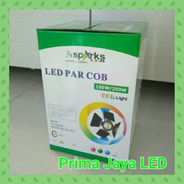 Freshnel LED COB 200 Watt Bandors