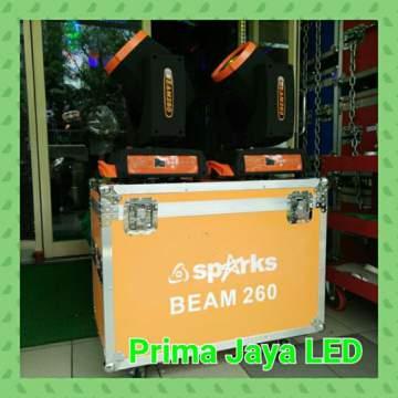 Beam 260 Spark Orange