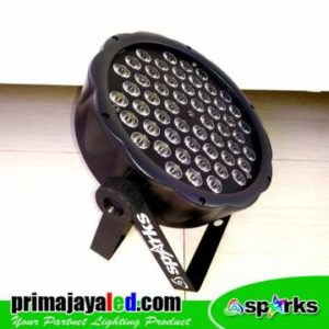 Par LED 54 x 1 Watt Slim