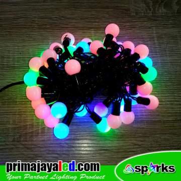 Anggur LED Natal RGB