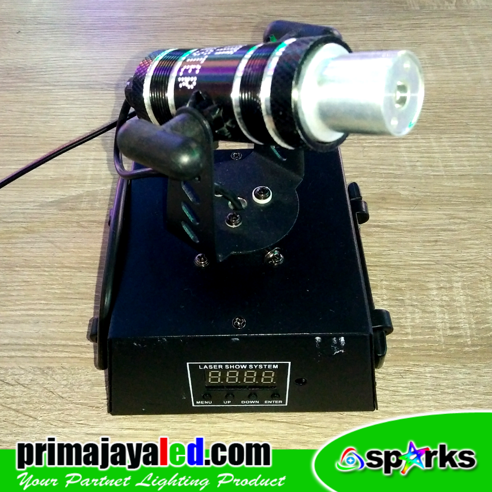 Mini laser Moving Hijau